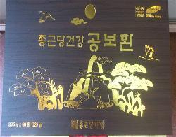 TPCN Viên hồng sâm tăng lực đàn ông hộp gỗ đen 60 viên Hàn Quốc