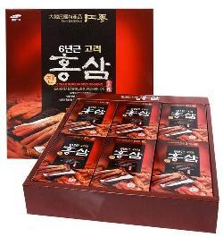 TPCN Nước Hồng Sâm 30 Gói TEEUNG Chất Lượng Cao Cấp Hàng Đầu Hàn Quốc