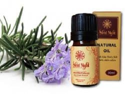 Tinh dầu hương thảo Rosemary Oil thiên nhiên Silent Night
