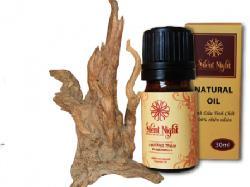 Tinh dầu trầm hương nguyên chất Silent Night 100% tự nhiên