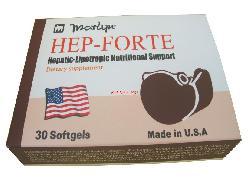 Marlyn Hep-Forte Viên uống  bổ gan Hộp 30 viên