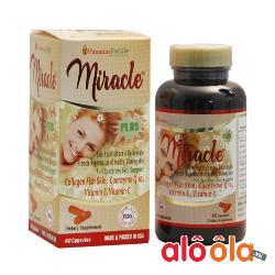 Miracle Viên dưỡng da cao cấp chăm sóc da hoàn hảo