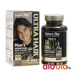 Ultra Hair Plus - Giúp mọc tóc nhanh cho nam và nữ