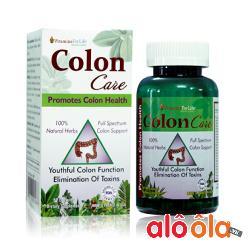 Viên hỗ trợ tiêu hoá Colon Care Vitamins For Life 60 viên
