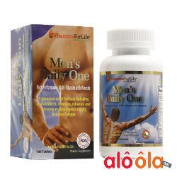 Mens daily one - Bổ sung Vitamin thiết yếu cho Nam giới
