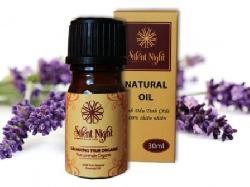 Tinh dầu oải hương True Organic Silent Night nguyên chất