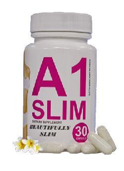 Giảm cân A1 Slim - TPCN giảm cân hiệu quả của Mỹ