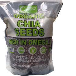 Chia Seeds High In Omega 3 Absolute Organic  1 kg– hạt chia ÚC
