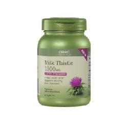 GNC Herbal Plus Milk Thirstle 1300mg – Viên uống bổ gan số 1 của Mỹ