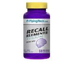 Citicoline 500mg (Recall Elements) - Viên Bổ Não Số 1 Tại Mỹ Mẫu Mới