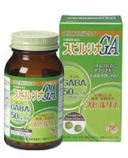 Tảo xoắn Nhật Bản Gaba giảm nguy cơ mắc bệnh tiểu đường