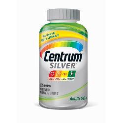Centrum Silver Adults 50+ 285 viên bổ sung vitamin cho người cao tuổi của Mỹ