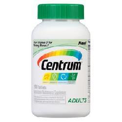 Centrum Adults 365 viên của Mỹ, vitamin tổng hợp chống mệt mỏi cho cả nam và nữ dưới 50