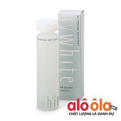 Nước hoa hồng Shiseido UV White- Whitening Softener se khít lỗ chân lông của Nhật