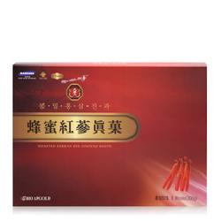 Hồng sâm tẩm mật ong Honeyed Korean Red Ginseng Roots 200g