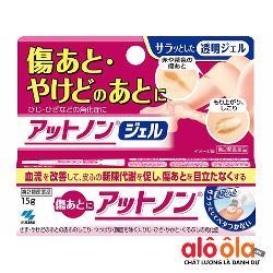 Kem Trị Sẹo Kobayashi Attonon Nhật Bản Xóa Tan Vết Sẹo Cứng Đầu Nhất