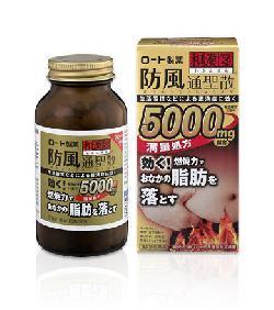 Viên uống Rhoto - giải pháp cho người béo bụng số 1 Nhật Bản