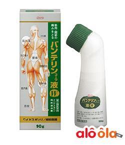 Banterin Kowa - Gel giảm đau nhức xương khớp Banterin Kowa EX 90g tốt nhất hiện nay