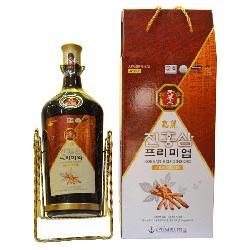 Nước cốt sâm Hàn Quốc cao cấp loại 3 lít - quà tặng giá trị cho sức khỏe