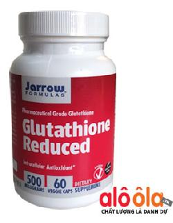 Glutathione 500 mg Lọ 60 Viên - Glutathione Chống Lão Hóa Số 1 Của Mỹ