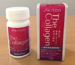 The Collagen Shiseido - Collagen Nhật Bản 126 Viên Mẫu Mới Nhất 2018