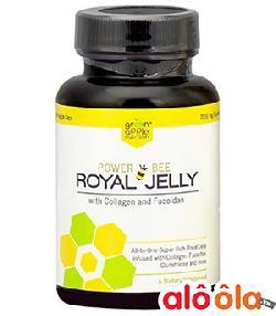 Power Bee Royal Jelly - Sữa ong chúa Power Bee của Kỳ Duyên
