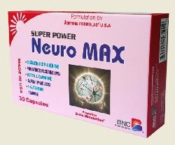TPCN  Super power Neuro Max Bổ Não- Tăng cường trí nhớ