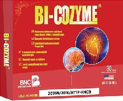 TPCN Bi-Cozyme giảm nguy cơ tai biến mạch não hiệu quả