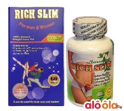 Rich Slim USA Thuốc giảm cân Giảm Cân Tốt Nhất Hiện Nay