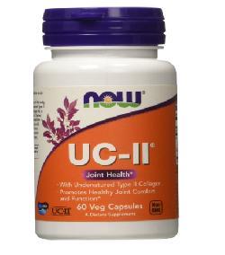 Collagen type 2 UC II NOW không biến tính 60 viên
