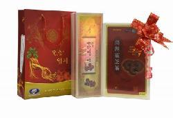 Quà tặng tết ý nghĩa Cao linh chi – trà linh chi dành cho sức khỏe