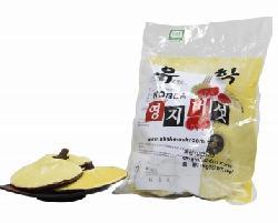 Món quà tặng đặc biệt với nấm linh chi cao cấp uhak túi 1kg hàn quốc