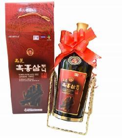 Quà tặng sếp cao cấp tinh chất hắc sâm chai 3000ml Hàn Quốc
