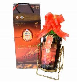Quà tặng doanh nghiệp tinh chất hồng sâm Bio chai 3 lít hiệu Royal