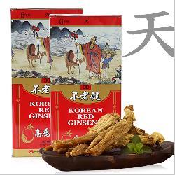 Hộp Thiếc Sang Trọng Hồng Sâm Củ Khô Hàn Quốc Hộp 150g - Heaven