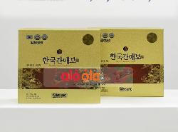 Viên bổ gan giải độc, thanh lọc cơ thể AEBO Hàn Quốc 120 viên