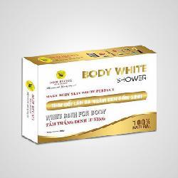 Kem tắm trắng body Đinh Hương BODY WHITE SHOWER
