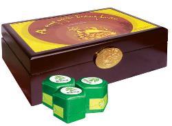 An cung ngưu hoàng hoàn rùa vàng hộp 3 viên
