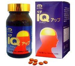Viên bổ não tăng cường trí nhớ PEP IQ UP Nhật Bản