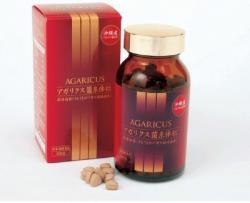 Viên Thể Nấm Agaricus – Agaricus Mycelia Okinawa Loại Bỏ Độc Tố