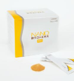 Tinh chất nghệ Nano - Nano Aki Ukon Turmeric Extract 60 gói