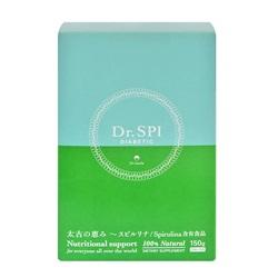 Tảo Spirulina Dr Spi Diabetic 10gói/hộp hỗ trợ điều trị Tiểu đường