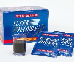 Super Fucoidan dạng nước loại 30gói/thùng hỗ trợ điều trị ung thư