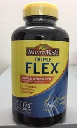 Viên bổ xương khớp Triple Flex  170 viên