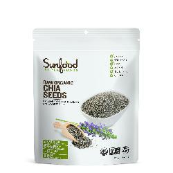 Hạt chia mỹ sunfood chia seeds 454g organic tốt cho sức khỏe