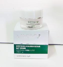 Kem trị mụn Kayoko Nhật Bản Whitening Nourish Repair Day Cream