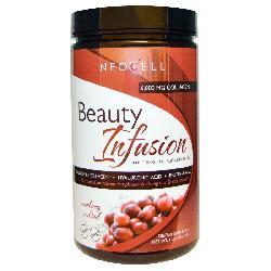 Bột Neocell Collagen Beauty Infusion 5000mg hương việt quất