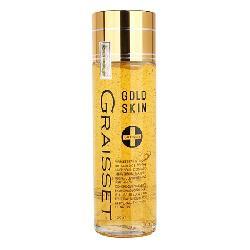 Nước hoa hồng tinh chất vàng Graisset Gold Skin 130ml