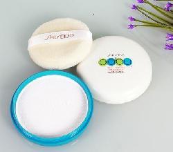 Phấn rôm (Phấn phủ) Shiseido Baby Powder 50gr Nhật Bản