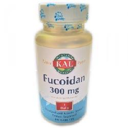 Kal Fucoidan hộp 60 viên USA – Viên uống hỗ trợ điều trị ung thư